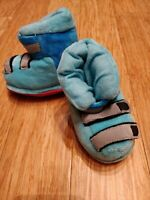 Childrens Slippers booties Ski Boots! Approx Child Size 3.5