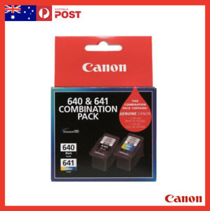 Canon PG-640/CL-641 Ink Cartridge - Combination Pack - Free Shipping