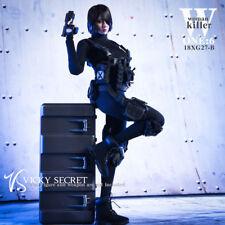 "VSTOYS 18XG27B 1/6 18XG27B Female Assassin Clothes Set  Fit 12"" PHICEN Body"