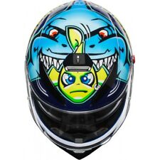 Casco integrale Agv K3 sv Valentino Rossi Misano 2015 taglia ML helmet casque
