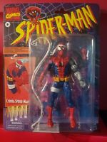 Marvel Legends Cyborg Spider-Man Retro Action Figure Target Exclusive 2020 NEW!