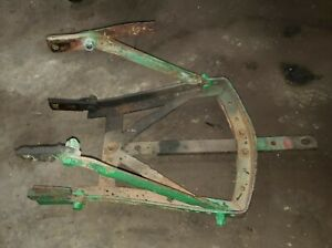 Oliver 88 Tractor Drawbar Hitch Assembly Complete An Brackets