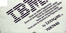Genuine IBM 70X7440 Toner For use in 3930 Printer (1) Box