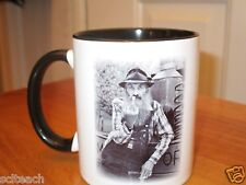 "Marvin ""POPCORN"" Sutton Coffee Cup/Mug 10oz ""Popcorn Says Good Morning to you"""