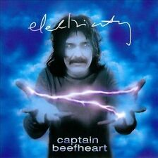 Captain Beefheart - Electricity (Audio CD 1998) Import NEW