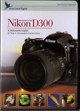 Fotografare con la Nikon d300 video tutorial tedesco