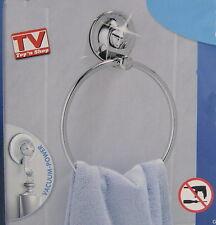 EverLoc Handtuchring Handtuchhalter ohne Bohren Saugnapf  bis 20kg NEU/OVP