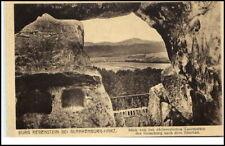 BLANKENBURG ~1910/20 Burg Regenstein Kasematten ungelaufen alte Postkarte