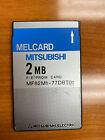 MELCARD Mitsubishi MF82M1-77DBT01 2MB F·EEPROM Memory Card 2MB PCMCIA EPROM Card