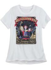 Disney Parks Authentic Hocus Pocus Sanderson Sisters Women's T Shirt SZ XXL