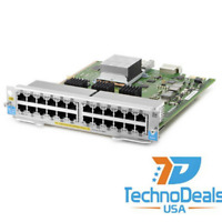 HP (J9534A) PROCURVE 24-PORT GIG-T PO24-Ports Plug-in Module Ethernet Switch
