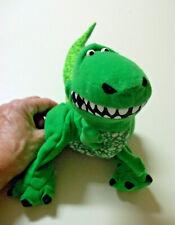 "Disney Pixar Toy Story, T Rex dinosaur hand puppet, Burger King, 1995, 16"" long"