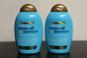 2 Pack OGX Extra Strength Hydrate & Repair Argan Oil of Morocco Conditioner 13Oz