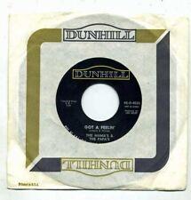 Mama's & Papa's  Monday, Monday / Got A Feelin'  1966  45 RPM