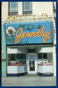 Smalley's Jewelry Ogden Utah Advertising Postcard