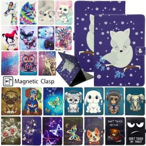 """Universal Leather Case Cover For iPad 7/8th 10.2"""" 5/6th 9.7"""" Air 4th 10.9"""" Pro11"""