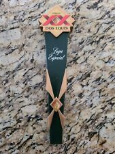"""Dos Equis XX Lager Especial  Beer Tap Handle - 12"""""""