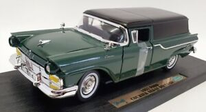 Road Legends 1/18 Scale Diecast 92209 - 1957 Ford Courier Sedan Delivery - Green
