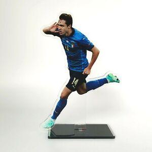 Federico Chiesa Standing Figure Ornament - Italian Footballer National Team #14
