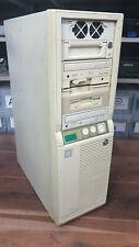 Pentium MMX 166MHz 32MB Matrox SCSI Sound Blaster Live!