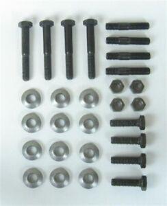 MOPAR 1964-69 273 & 318 Exhaust Manifold Fastener Kit Small Block SB 65 66 67 68