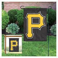 Pittsburgh Pirates MLB Garden/Window Flag ~ NEW