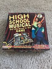 Disney High School Musical Get'cha Head in the Game NEW