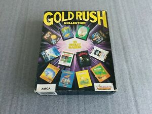 (Commodore Amiga) Gold Rush Collection (Soundware) (Tested and Working)
