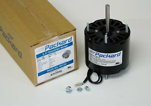 """40132 3.3"""" Motor 1/20 HP 1500 RPM 115 Volts CW Rotation Replaces Fasco D132"""