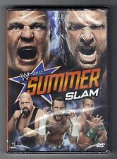 WWE: Summerslam 2012 (DVD, 2012)