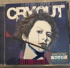 SuG Cry Out Only Cd Jrock Gebraucht