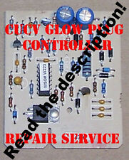 CUCV Glow Plug Controller Card, Module Assembly Ignition 12034592 REPAIR SERVICE