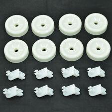8 Dishwasher Rack Roller Wheels For Ge Frigidaire Dishwasher Wd35X21038