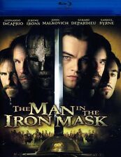 Man in the Iron Mask Blu-ray Region A BLU-RAY/WS