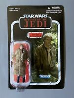 Han Trench STAR WARS Revenge Jedi ROTJ Vintage Collection VC OFFERLESS 2011 SDCC