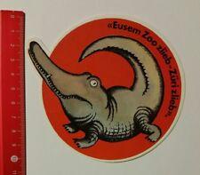 Aufkleber/Sticker: Eusem Zoo zlieb - Züri zlieb (15041751)