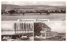 AK Heidesheim Heidenfahrt Rheinterasse Hildegard Rheingau