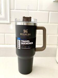 *BRAND NEW* STANLEY Adventure Quencher Travel Tumbler 40oz in COAL