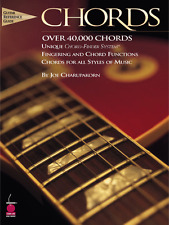 """GUITAR REFERENCE GUIDE """"CHORDS"""" INSTRUCTION METHOD MUSIC BOOK-BRAND NEW ON SALE!"""