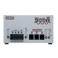 Digitrax ~ New 2019 ~ DB220 Advanced Dual Booster 3/5/8 Amp ~ 3 Port LocoNet