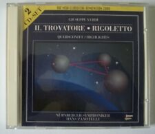 Doppel CD - Verdi - Il Trovatore - Rigoletto - Nürnberger Symphoniker - Forum
