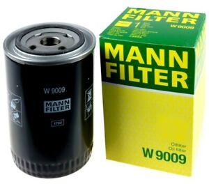 Mann-filter Oil Filter W9009 fits Fiat DUCATO 250_, 290_ 180 Multijet 3,0 D