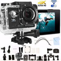 Waterproof Ultra 4K SJ9000 Wifi 1080P HD Sports Action Camera DVR Cam Camcorder