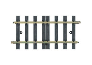 Märklin Spur 1 - 59056 Gerades Gleis Länge 152,2 mm (2 Stück) (H1003) NEU + OVP