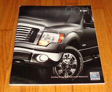 Original 2011 Ford F-150 Deluxe Sales Brochure SVT Raptor FX2 FX4 STX King Ranch