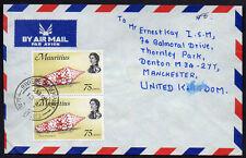 MAURITIUS: (14804) RIVIERE DU REMPART postmark/cover