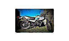 1979 dt175mx Bike Motorcycle A4 Retro Metal Sign Aluminium