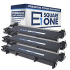 eSquareOne High Yield Toner Cartridge Replacement for Brother TN660 TN630 3-Pack