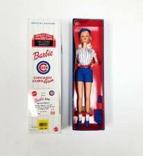 Vintage Chicago Cubs Special Edition Barbie Doll- 2000