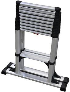 TELESTEPS 14ES Combination Ladder. Stepladder and Extension Ladder.